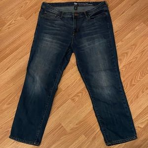 3/4 Gap Jeans